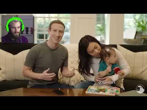 Mark Zuckerberg Is Not Human