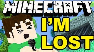WHAT TO DO IF YOU GET LOST IN MINECRAFT - Nostalgia