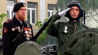 Motorola a Givi v deň oslavy víťazstva nad nacizmon