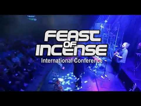 BREAKING NEWS!!!!!!!PAUL WILBUR LIVE IN JOS/NIGERIA INTERNATIONAL WORSHIP (FEAST OF INCENCE 2020)