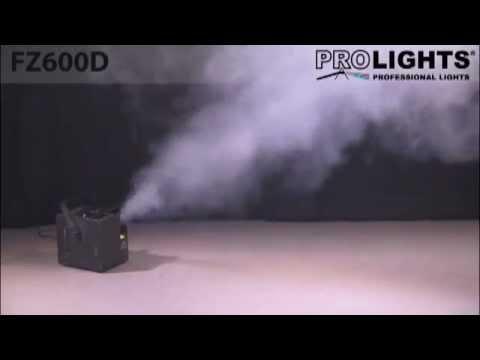 FZ600D - Macchina del nebbia