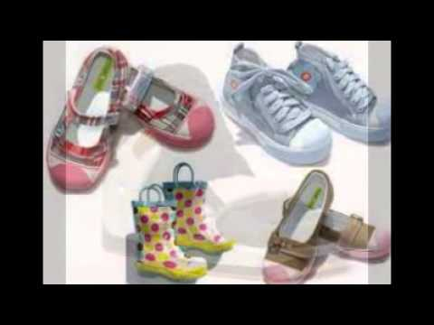 Designer kids shoes