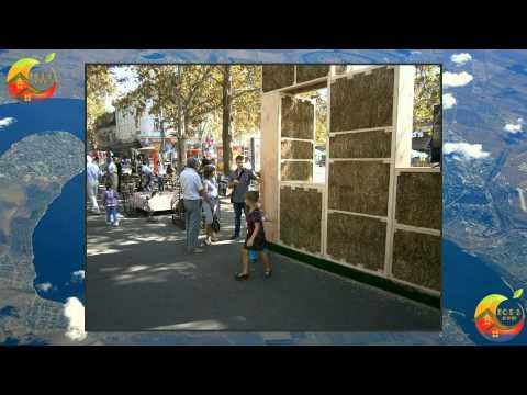 Соломенные панели Выставка День города Николаева, часть 1