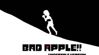 Video Bad Apple Undertale UTAU Version MP3, 3GP, MP4, WEBM, AVI, FLV Agustus 2018