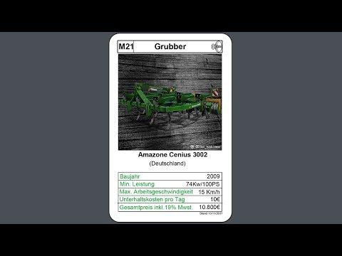 Amazone Cenius 3002 v1.0.0.0