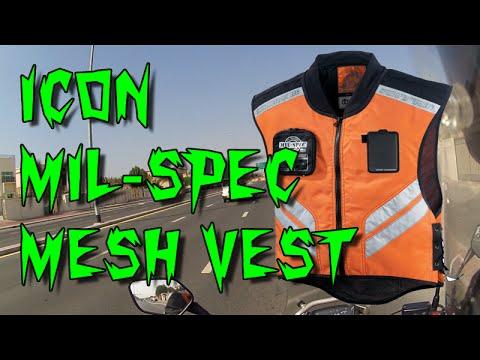 GEAR: Mil Spec Mesh Vest