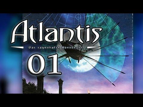 Let's Play Atlantis - Das sagenhafte Abenteuer #001 [German] - Der Beginn einer Reise
