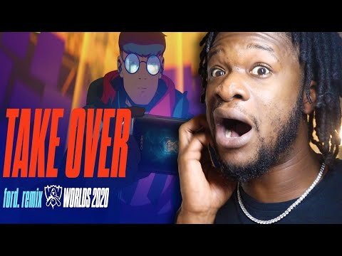 Take Over - ford. Remix | Worlds 2020 - League of Legends (REACTION)