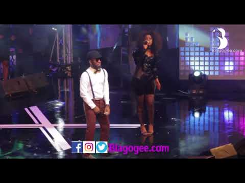Becca Bisa Kdei Epic Performance At Becca @ 10 Concert