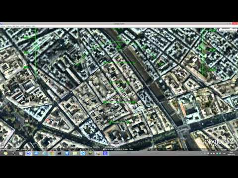 comment demarrer google earth
