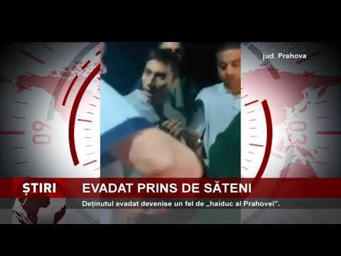 Evadatul din Penitenciarul Ploiești, prins de sătenii din Bălțești