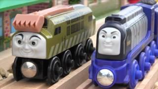 Thomas  e seus amigos os jogos a vapor Ep 2