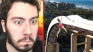 Ben Enes Batur , Su kaydırak larından düşen uçan kaza yapan insan ları derledim , komik ve çok kötü kaza lar var aquapark larda dikkat etmek lazım , güzel ve eğlenceli ve komik bir video oldu iyi seyirler.Kanala Abone OL : http://goo.gl/1rDcXBKAFALAR KIŞKIRTMA KAFAMI KAZIDILAR : https://www.youtube.com/watch?v=PnSAIv-sErsSosyal Medya:Facebook Sayfası ► http://goo.gl/g7EZUNFacebook Grubu ► http://goo.gl/IKiFFeTwitter ► https://goo.gl/uHUUEFİnstagram ► https://goo.gl/WfrpOGİş Teklifleri (Business) enesbatur56@gmail.comMerhaba Ben Enes Batur , Youtube Türkiye benim en büyük tutkum, bur da dev gibi bir NDNG ailesi için her gün yeni video yüklüyorum. Kanalımda oyun gaming , eğlence , challenge , komedi , şaka , şarkı , vlog , montaj , tepki ve benzeri bir sürü  video paylaşıyorum. Bunları yaparken çok eğleniyorum ve bir çok komik anlar eğlenceli anlar yaşıyorum. Sizde NDNG Ailesine katılın ne duruyorsunuz abone olun  !İZLENDİĞİNİZ İÇİN TEŞEKKÜR EDERİM SÜPERSİNİZ!!