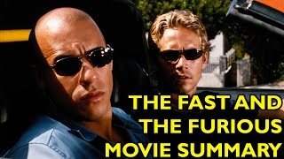 Nonton Movie Spoiler Alerts - The Fast and the Furious (2001) Video Summary Film Subtitle Indonesia Streaming Movie Download