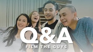 Nonton Q A Film The Guys  Feat  Pevita Pearce  Marthino Lio  Caitlin Halderman  Film Subtitle Indonesia Streaming Movie Download