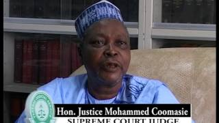 documentary on Hon justice A.I Katsina-alu part 2