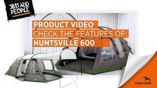 Huntsville 600