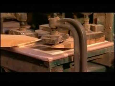 How It's Made: Electric Guitar (Part 1)