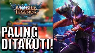 Download Video SEMUA ORANG TAKUT HERO INI DI RANKED GAME! • Mobile Legends Indonesia MP3 3GP MP4