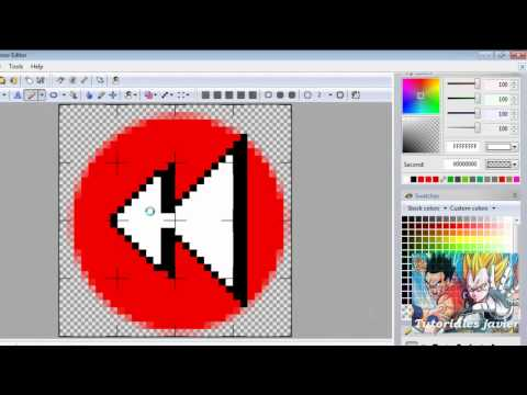 Como hacer tu propio cursor con real word cursor editor