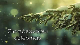 Latviešu Ziemassvētku Dziesmas music video