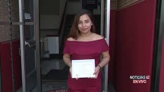 Joven inmigrante ahora es residente legal – Noticias 62 - Thumbnail