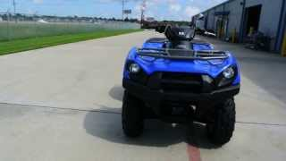 6. 2014 Kawasaki Brute Force 750 EPS in Vibrant Blue     For Sale    $9,999