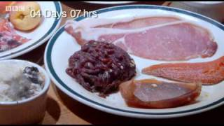 Dr Yan's Rotting Food Time Lapse - Bang Goes The Theory - BBC One