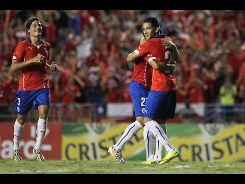 Chile 1 - 0 Haití | Amistoso 2014 - Resumen