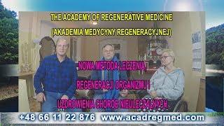 Nowa metoda leczenia, regeneracji organizmu i uzdrowienia chorób nieuleczalnych.