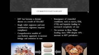 Internal Medicine Grand Rounds:  Advances In HIV