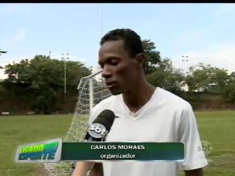 O time do Palmeiras realiza uma peneira em Araçatuba