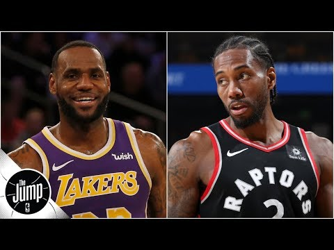 Video: NBA's Christmas Day 2019 games revealed | The Jump