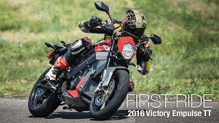 7. 2016 Victory Empulse TT First Ride - MotoUSA