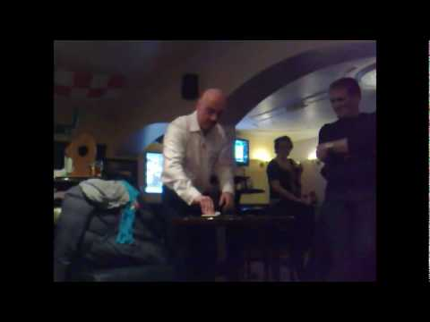 Dave Cremin - It was my last night of a trip home to Ireland and we all gathered in our local watering hole. My Cousin Rory video taped a couple of routines that I did. Th...