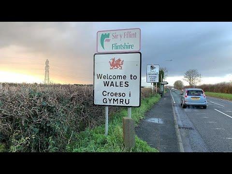 Brexit: Τι πιστεύουν οι πολίτες που ζουν στα σύνορα Αγγλία -Ουαλίας…