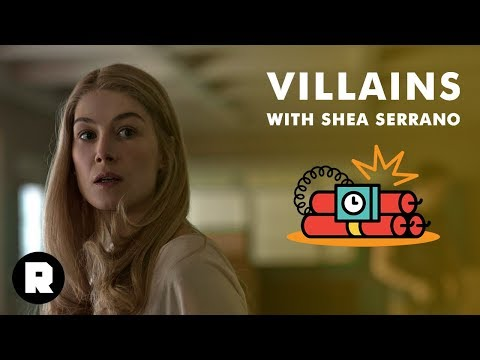 Amy Dunne from 'Gone Girl'   Villains with Shea Serrano   The Ringer (Ep. 5)