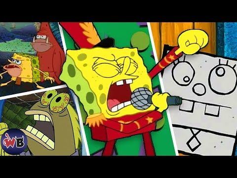 The 10 Best Spongebob Squarepants Episodes Everyone Loves