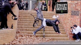 NEW BMX VIDEOS EVERYDAY AT NOON. SUBSCRIBE! http://www.youtube.com/subscription_center?add_user=ridebmxmagazine And go to http://ridebmx.com everyday for the...