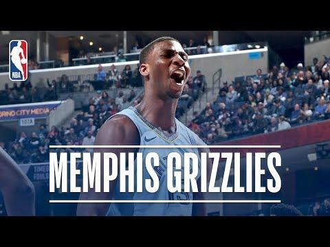 Video: Best of the Memphis Grizzlies | 2018-19 NBA Season