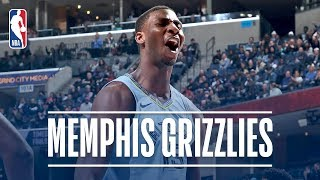 Best of the Memphis Grizzlies | 2018-19 NBA Season by NBA