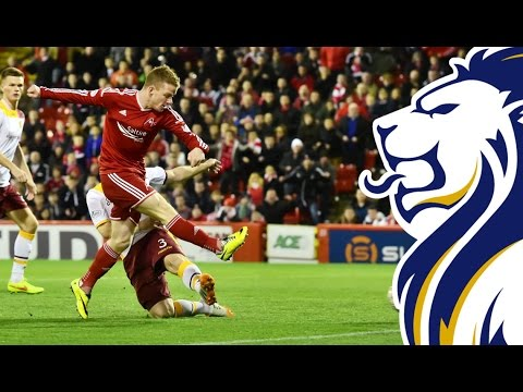 Strike - Jonny Hayes scored inside two minutes as Aberdeen inflicted Motherwell's fourth consecutive defeat, a 1-0 reverse at Pittodrie in the SPFL Scottish Premiership. The victory moved Derek McInnes'...