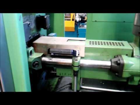 Plastics Injection Molding Machine ARBURG 270 C - 300 - 80 1995