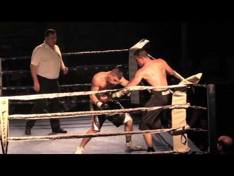 Velada Anaitasuna Marin-El Cubano (4º asalto)