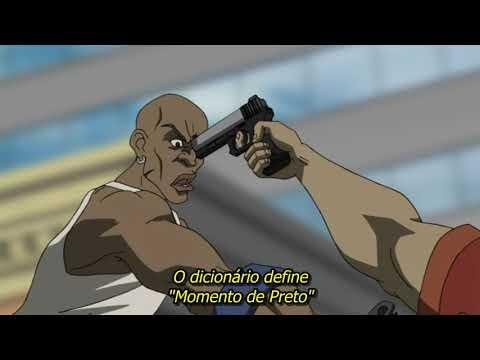 The Boondocks - Nigga Moment (Legendado)
