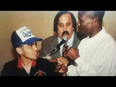 🥊THE TRAGIC LIFE & DEATH STORY OF 🇺🇸ROBERT QUIROGA VS 🇳🇬AKEEM ANOFOWOSHE!1991 FIGHT OF THE YEAR