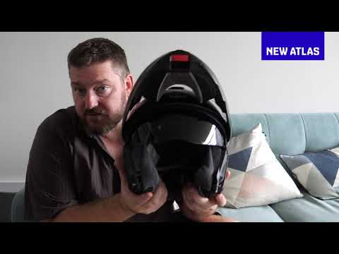Review: AGV SportModular - the world's first full carbon fiber flip face helmet