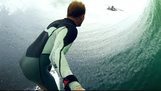 Training to surf enormous waves - Red Bull Cape Fear