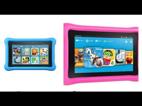 Reviews: Best Kid's Tablets 2017