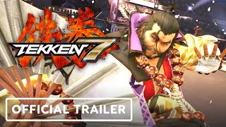 Tekken 7 - Official Ganryu Reveal Trailer by IGN